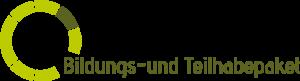 Logo Bildungs- und Teilhabepaket Grafschaft Bentheim